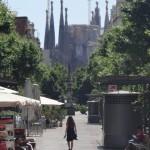 Mniej i bardziej ciekawe zabytki Barcelony