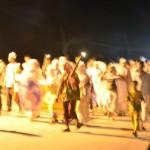 Ramadan w Dżakarcie i Takbiran na Lomboku